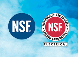 Certificación NSF / Aprobación UL
