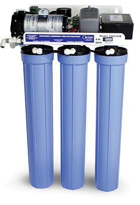 Corrigan reverse osmosis filtration will increase your sales and profits with water that: