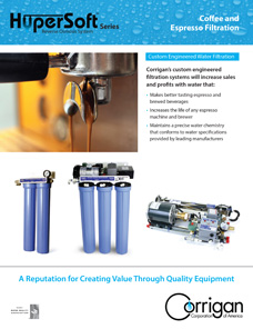 Coffee Filtration Hypersoft Flyer