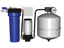 PumpPak Filtration System