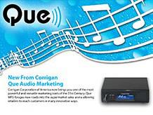 Que Audio Marketing