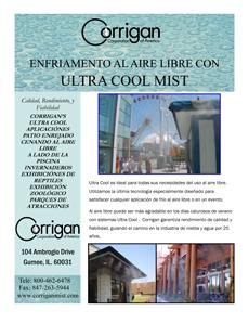 Folleto de UltraCool™