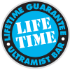 Lifetime guarantee on UltraMist bar