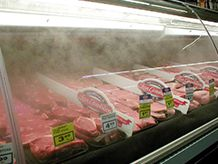 Meat Case Humidity System